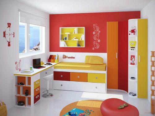 If You Are Planning To Have A Setup For Your Kidu0027s Room You Have To Keep  Several Points In Mind, The First One Being That You Need To Colour The Room  Of ...