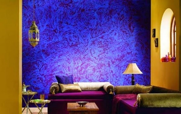 ColourDrive How can you decorate your walls with Texture Painting
