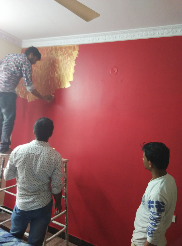 ColourDrive - Home Painting Service Company - Asian Paint Spatula ...